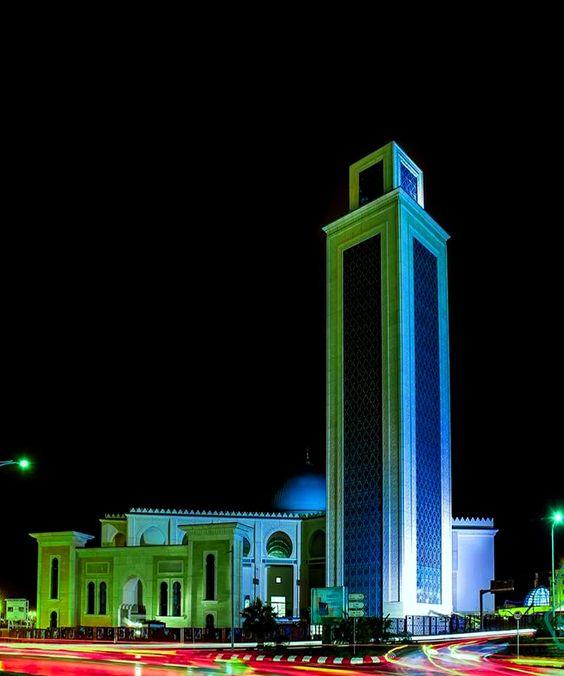 مسجد الكبير وهران(Grand Mosque in Oran)