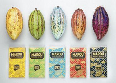 Notes on Provenance : Marou Chocolate