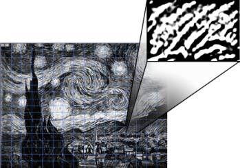 Van Gogh collaborative piece