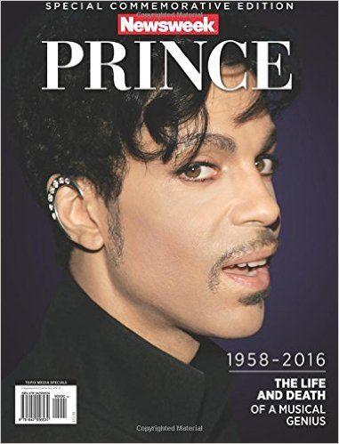 Newsweek Commemorative Edition: Prince 1958-2016