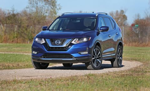 Every New Compact Crossover And Suv Ranked From Worst To Best Nissan Rogue Suv Reviews Nissan