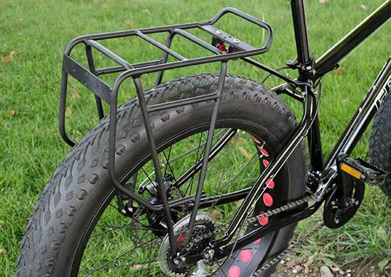 Axiom Fatliner Fat Bike Rack Bicycles Mountain Fat