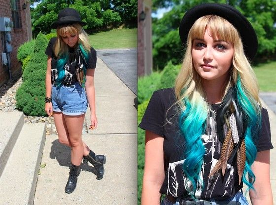 I've got the blues (by Samii  Ryan) http://lookbook.nu/look/3658155-I-ve-got-the-blues