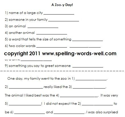 Semicolon writing activity for 2nd