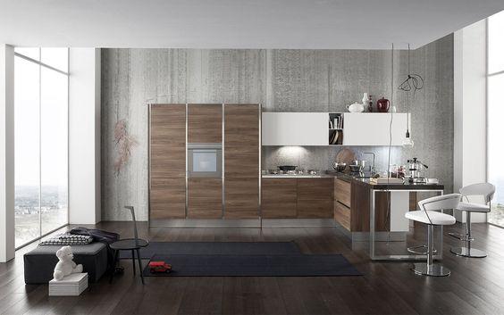 Lungomare | Colombini Casa | Artec Linea Cucina | Pinterest | Modern And  Kitchens