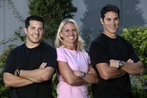 Treasure Hunters Team Bios and Pictures: Team Air Force of NBC's Treasure Hunters