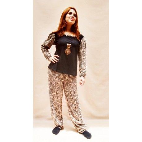 Pijama longo t