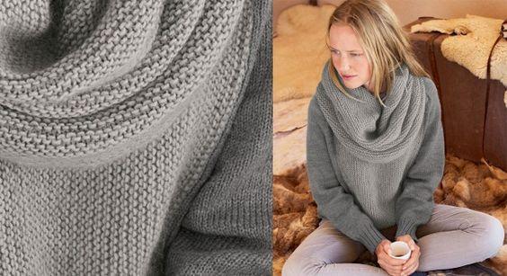 Tricot : apprendre à tricoter une maille envers