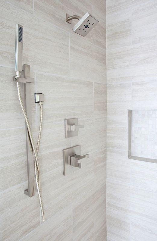 20 Fabulous Shower Bathroom Ideas That Steal Your Focus Bathroom Renovation Diy Shower Tile Bathrooms Remodel