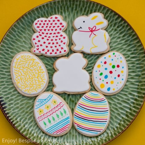 Decorate Yourself Easter Cookies by Enjoy! Bespoke Cakes