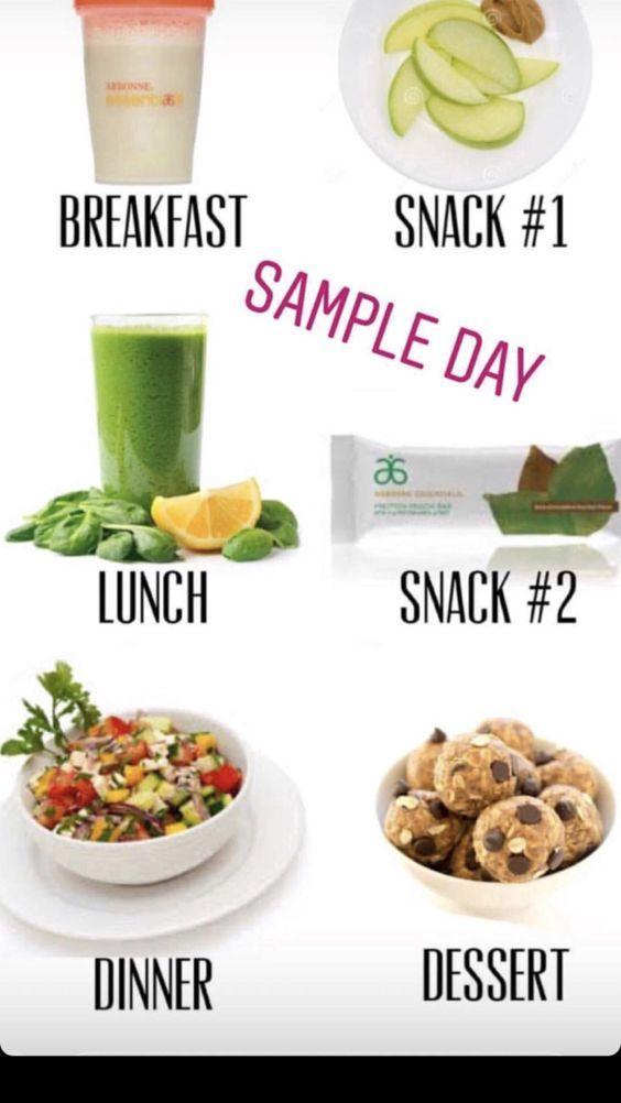 Sample Arbonne Day Arbonne Recipes Arbonne Nutrition Arbonne Detox Recipes