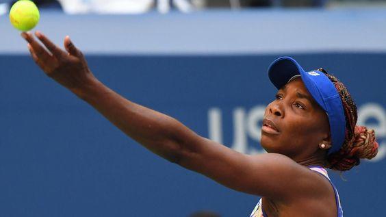 Venus Williams powers past Goerges into third round - US Open 2016 - Tennis - Eurosport UK