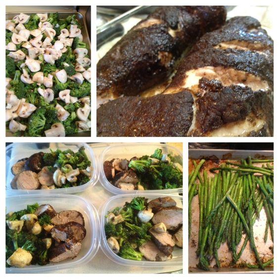 Food prep ideas.... 5 yummy recipes.