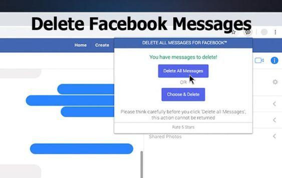 Delete Facebook Messages Tips On How To Delete Messages On Facebook Trendebook Delete Facebook Facebook Platform Messages