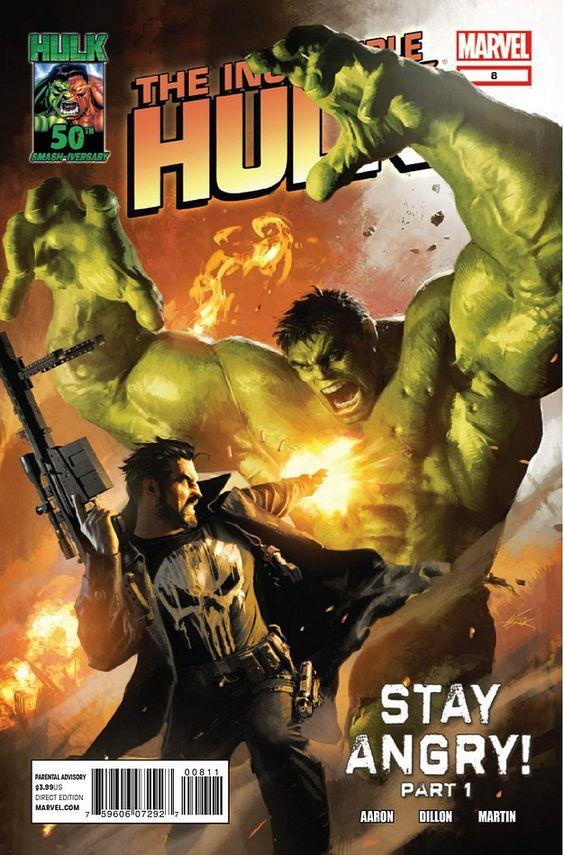 The Incredible Hulk, Vol. 3 #8