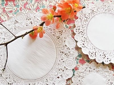 paper doily projects