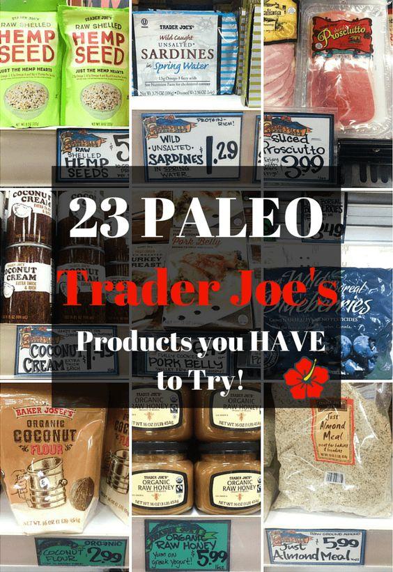 23 Paleo Items You Have to Buy at Trader Joe's
