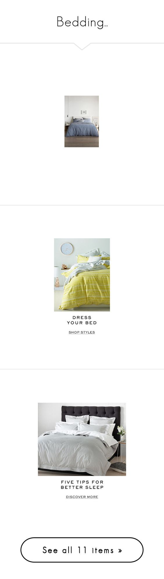 """Bedding.."" by vkevans ❤ liked on Polyvore featuring accessories, eyewear, sunglasses, home, bed & bath, bedding and quilts"