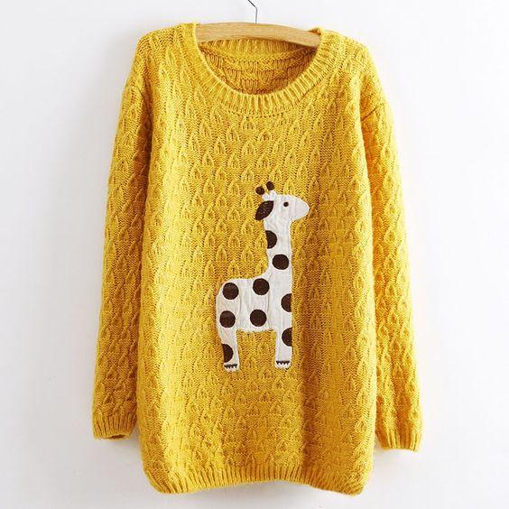 Trending Woman Sweaters