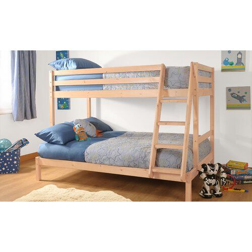 Isabelle Max Hackett Bunk Bed Bunk Beds Single Bunk Bed Wood Bunk Beds