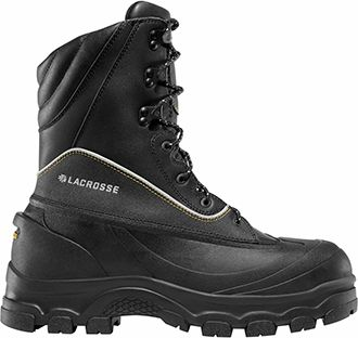 """Men's LaCrosse 10"""" Composite Toe WP/Insulated Work Boot 464550"""