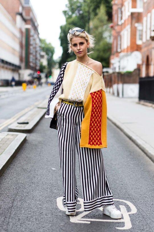 Street style from London Fashion Week spring/summer '18 - Vogue Australia