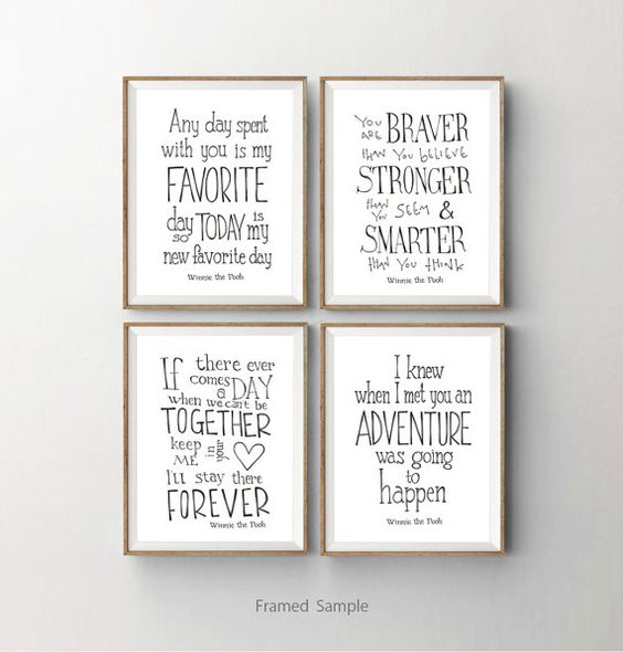 disney movie quotes winnie the pooh and movie quotes on
