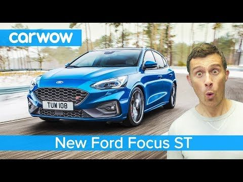 New Ford Focus St 2019 See Why It Could Be The Best All Round Hot Hatch Youtube With Images New Ford Focus Ford Focus St Ford Focus