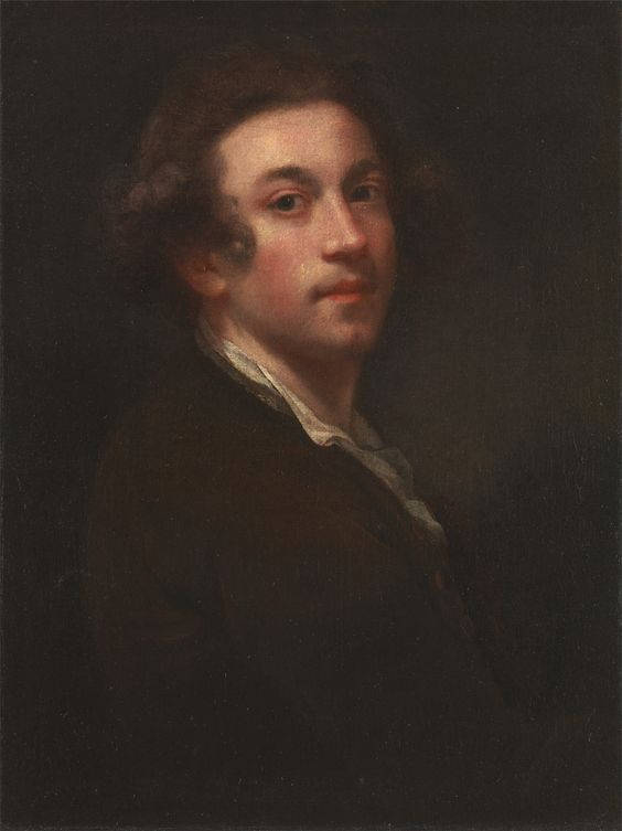 Autorretrato de Joshua Reynolds en 1780