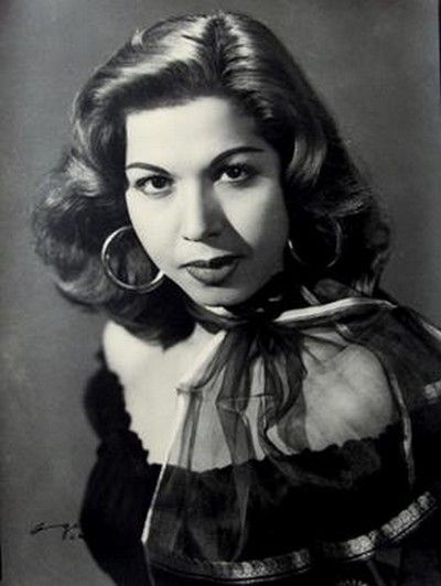 Samia Gamal - Egyptian actress: