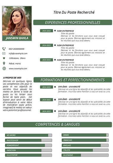 Telecharger Les Meilleurs Cv Et Lettres De Motivation Lettre De Motivation Exemple Cv Telechargement