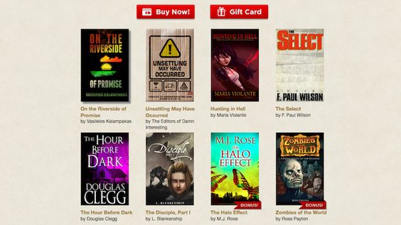 Storybundle Releases a Holiday Ebook Bundle, Adds Gift Cards to the Mix