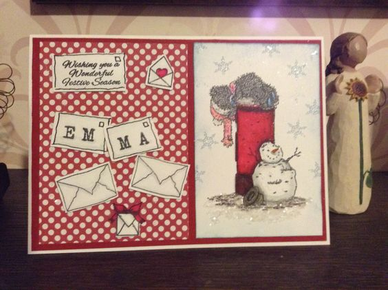 Another Tatty teddy card