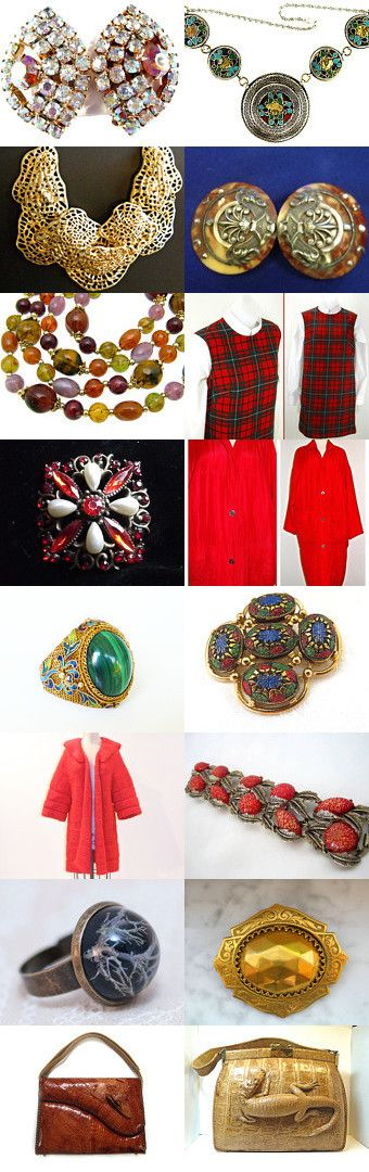 Fall for these Statement Pieces by Loretta on Etsy--Pinned with TreasuryPin.com
