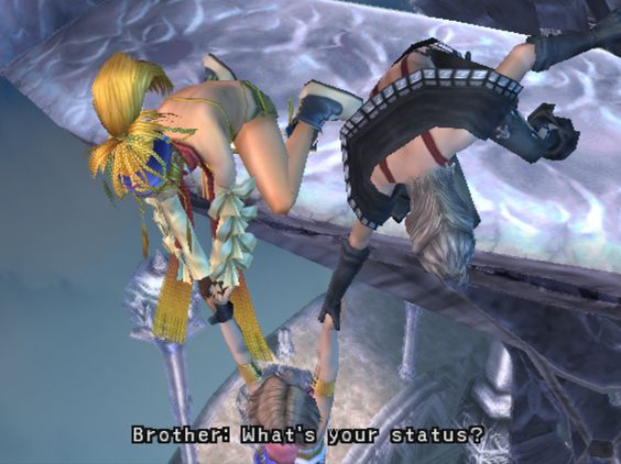 final fantasy x-2 | Tumblr