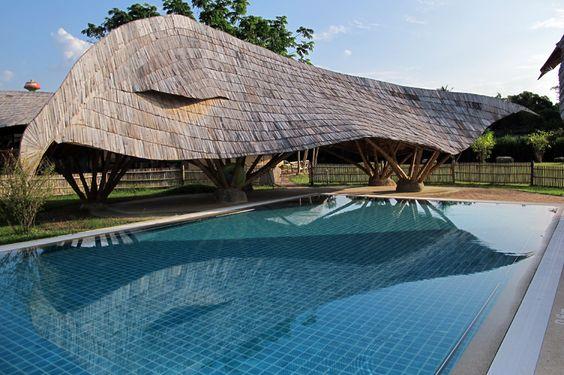 panyaden school by 24h-architecture, thailand