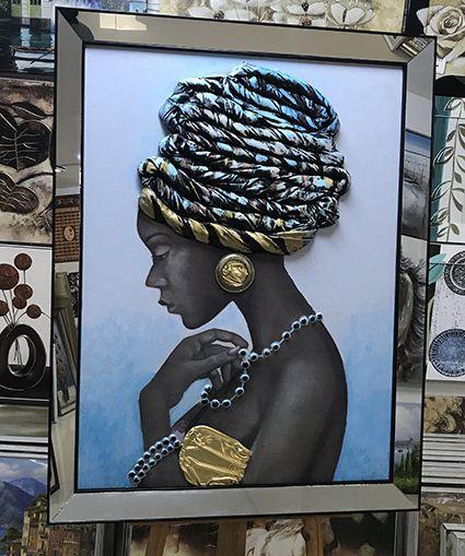 Julia Ochoa Sr Adli Kullanicinin Tablo Panosundaki Pin Afro Sanat Afrikalilar Tablolar