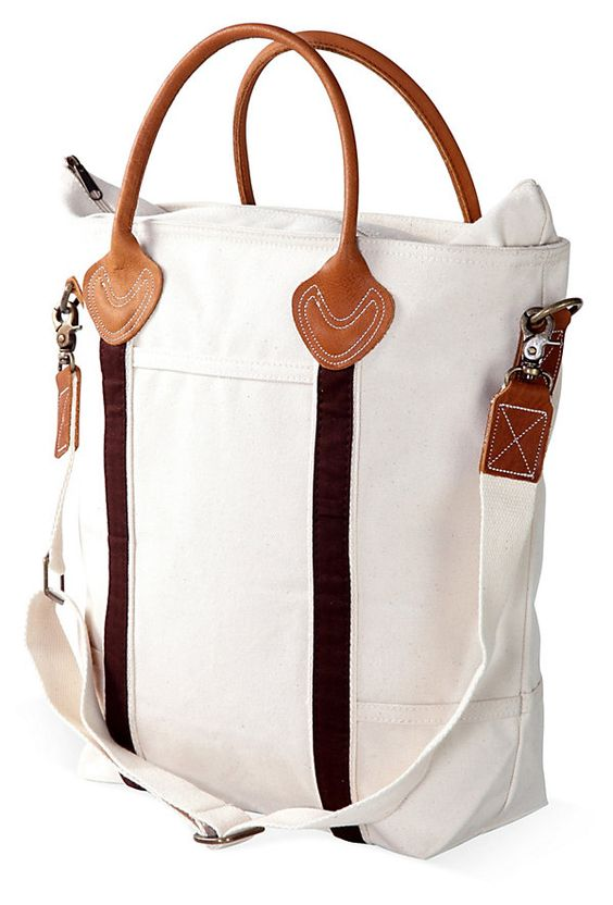Savvy Satchel, Natural/Brown | Holiday Gift Guide | One Kings Lane