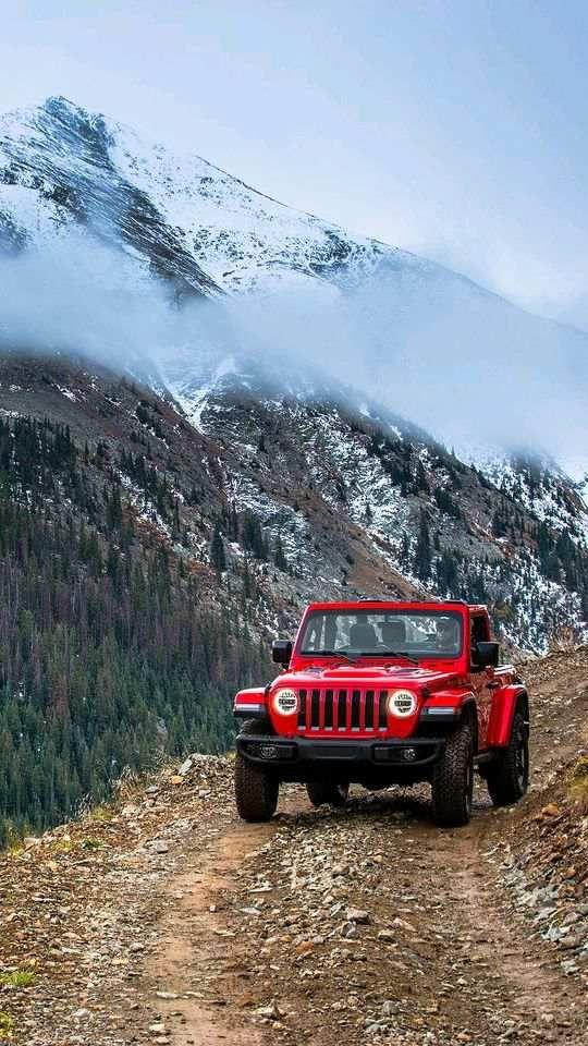 Sfondi iphone jeep