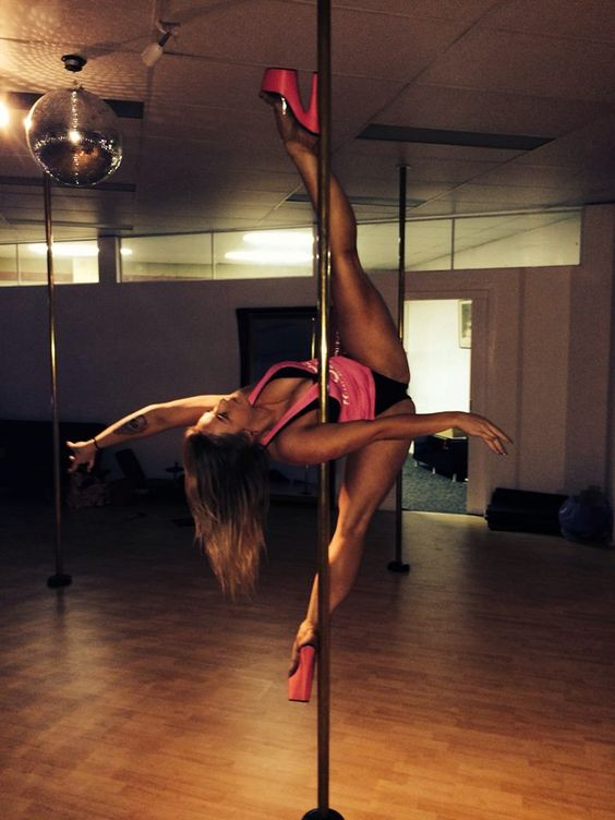 Pole Dancing Fairy — missdrusilla: STOP THE SLIPPAGE! A 4-Point Pole...