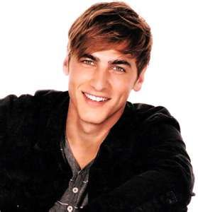 Kendall Schmidt.  I'm probably old enough to be his mom' but I sure would've had posters of him everywhere if he was around back in the day!