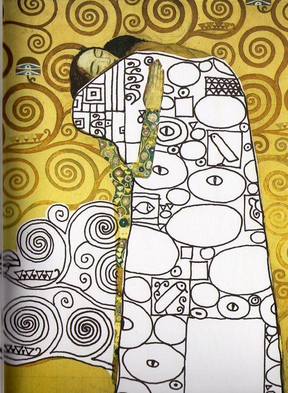 Treballem Gustav Klimt