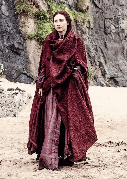 Melisandre of Asshai Costume | DIY Guides for Cosplay & Halloween