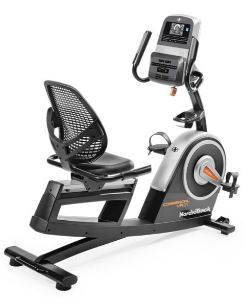 Nordictrack Commercial Vr21 Exercise Bike In 2020 Recumbent Bike Workout Bike Bicycle Maintenance