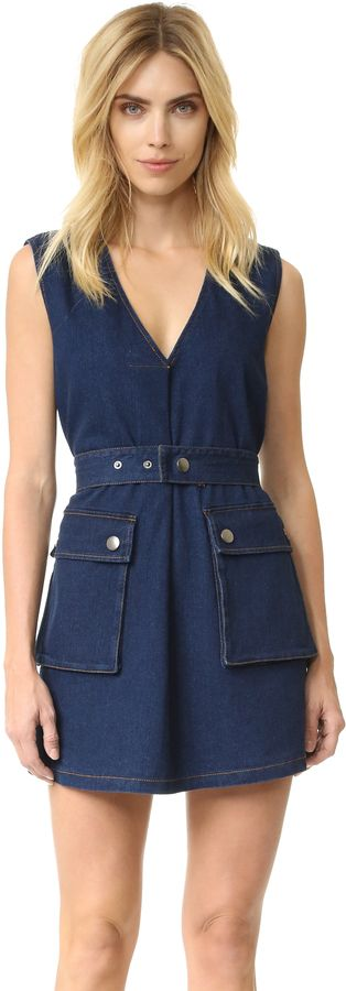 findersKEEPERS Empathy Denim Dress