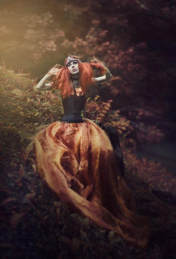 Photographer: Katarzyna Maćkowska - KaMa Photography Stylist/Makeup: Monika Siedzyk #fairytale #fantasy #enchanted