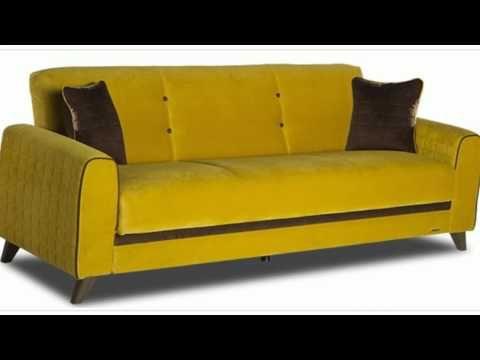 fabio lilyum yellow sitting group by istikbal furniture