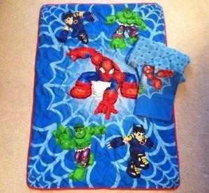 Hero Crib Bedding | ...  Friends Superhero Toddler Bed Crib Bedding Set Comforter Sheet Set