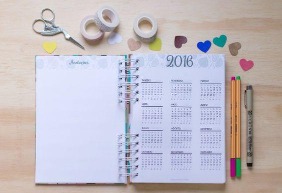 Como organizar seu ano e suas metas? Que tal aproveitar o meio do ano e fazer um balanço de tudo que planejou e se organizar para tirá-las do papel? Vem!