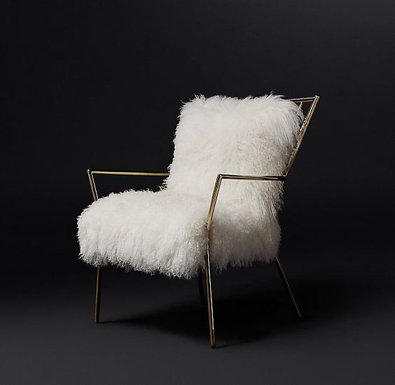 Rh Modern Pillows : Khan Chair - RH Modern For the Home Pinterest Wool, Living room accents and Living room ...